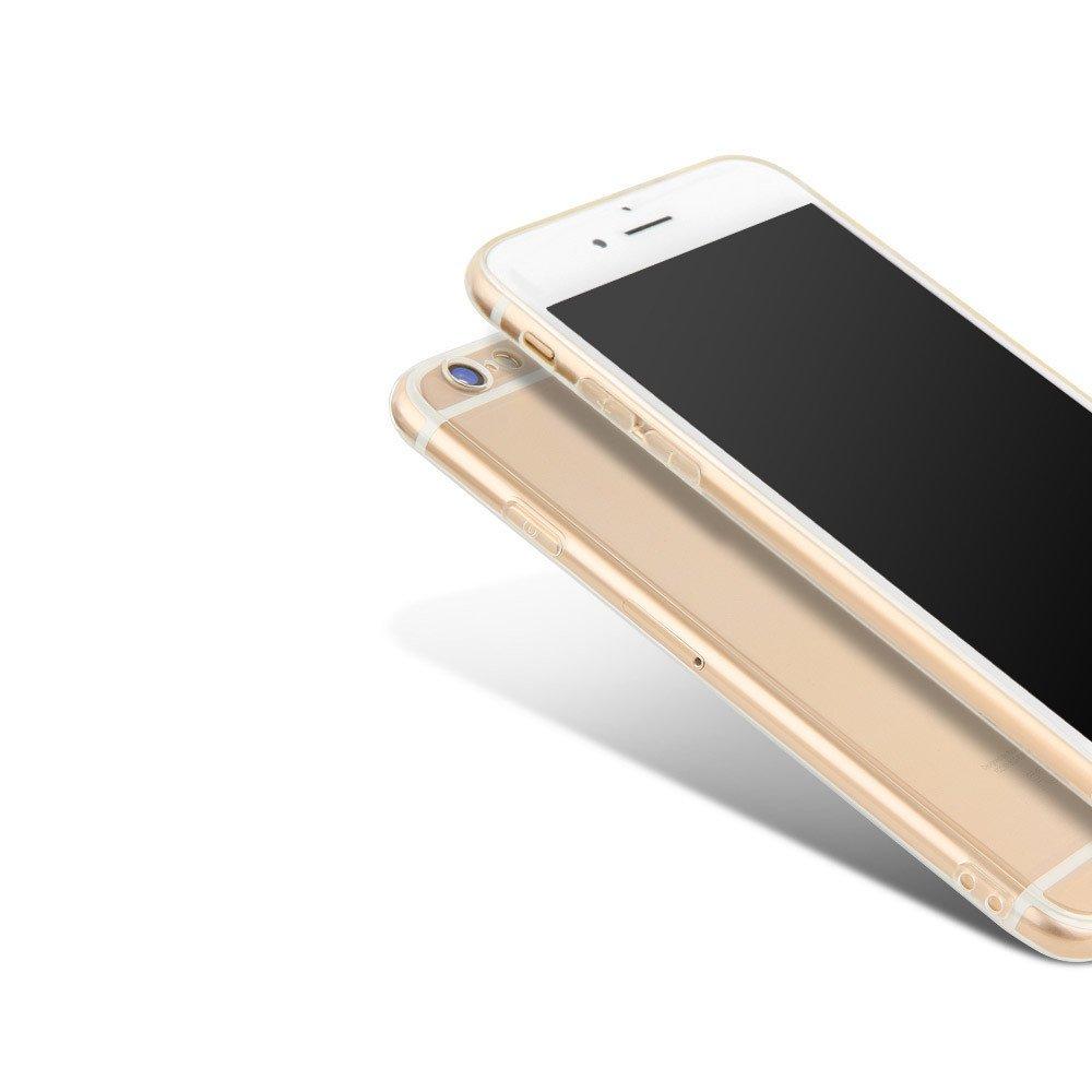 Coque Invisible X iPhone 6 6 Plus - Boutique WIS : coques iPhone, écouteurs, enceinte & dock en soldes !