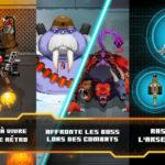 Evil Factory : un jeu d'arcade au style rétro pour iPhone & iPad