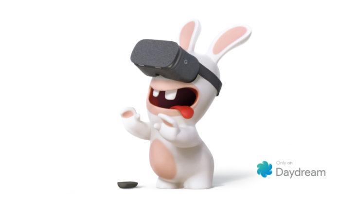 Réalité virtuelle : Ubisoft dévoile Virtual Lapins Crétins, The Big Plan