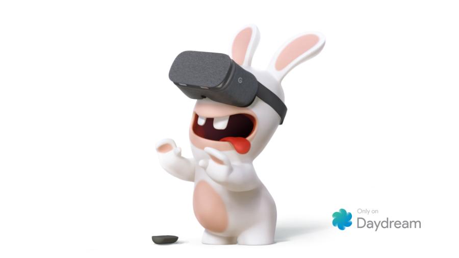 Lapins cretins VR - Réalité virtuelle : Ubisoft dévoile Virtual Lapins Crétins, The Big Plan