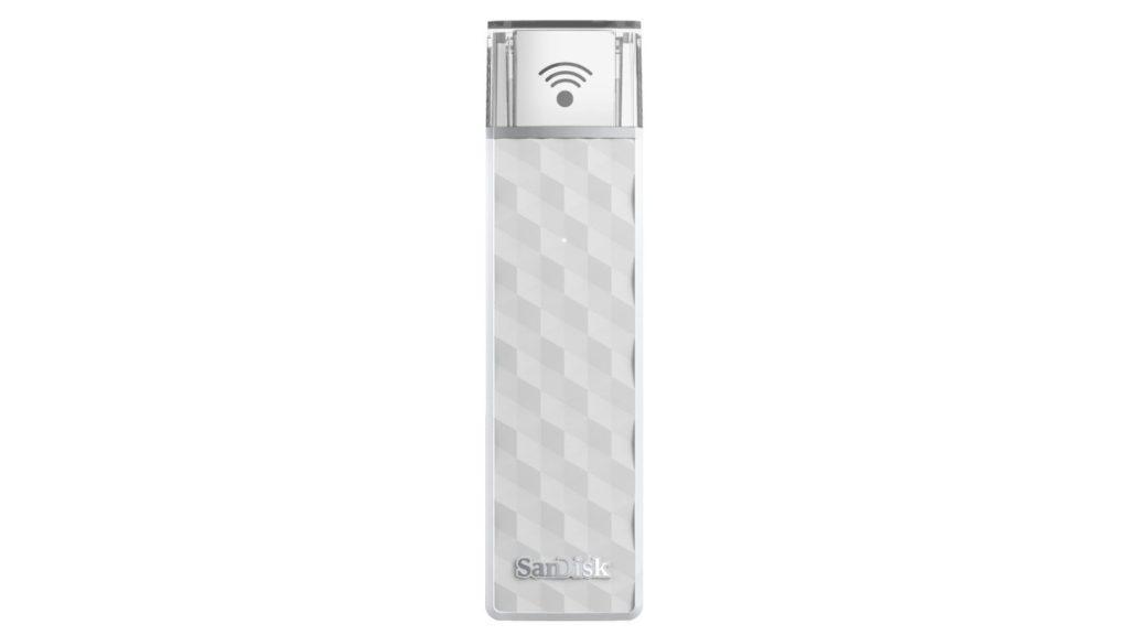 Sandisk connect cle usb sans fil 1024x576 - MWC 2017 : SanDisk lance 2 clés USB 256 Go pour iPhone & iPad