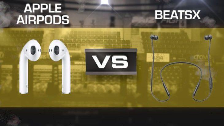 AirPods vs BeatsX : comparatif vidéo entre les 2 écouteurs d'Apple