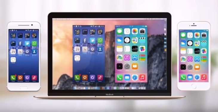 ApowerMirror : diffuser & enregistrer l'écran de iPhone sur PC Windows/Mac