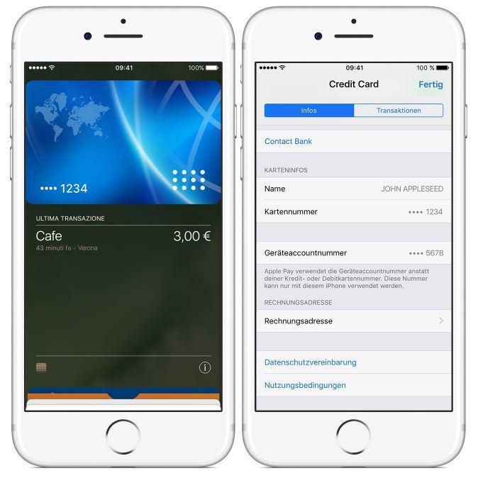 apple pay allemagne italie - Apple Pay : un lancement imminent en Italie et en Allemagne