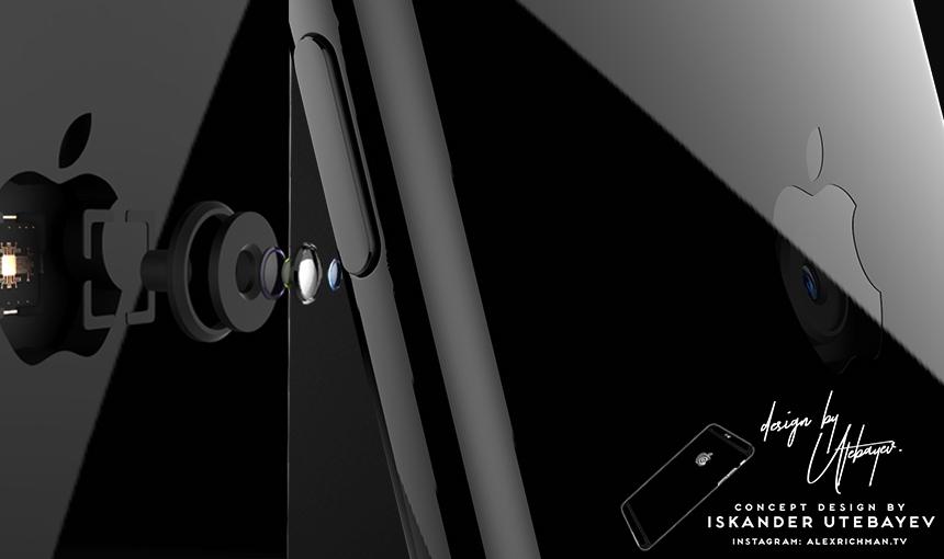 concept iphone 8 Utebayev 3 - iPhone 8 : sortie de l'iPhone Edition après les iPhone 7S & 7S Plus ?
