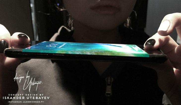 iPhone 8 : un écran OLED 5,8 pouces plat ou incurvé ?