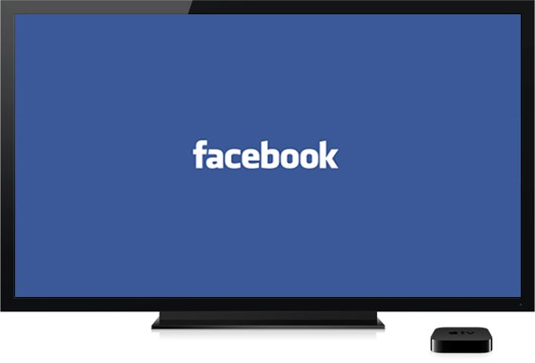 Facebook prépare une application vidéo pour l'Apple TV