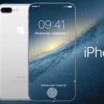 Concept : un iPhone 8 edge-to-edge avec la recharge sans fil