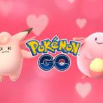 Pokémon GO déjà prêt pour la Saint-Valentin 2017