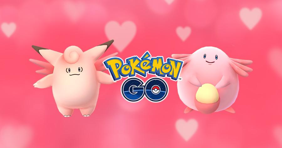 pokemon go saint valentin - Pokémon GO déjà prêt pour la Saint-Valentin 2017