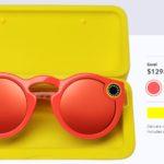 Snapchat met en vente ses lunettes de soleil connectées Spectacles