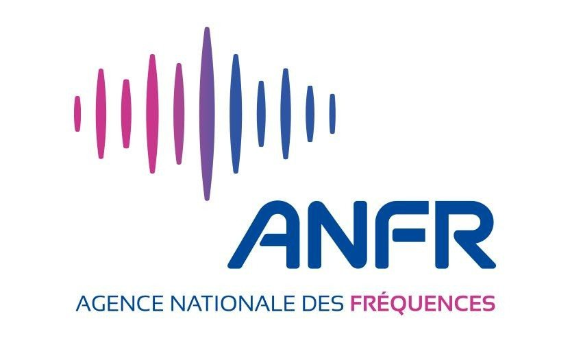 ANFR logo - Antennes 4G en France : SFR distance Orange en février 2017 (ANFR)