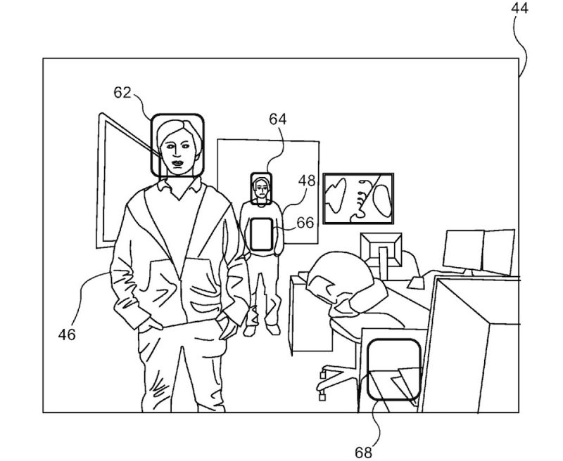 Apple brevet iphone 8 camera 3D - Apple : un brevet suggère l'arrivée d'une caméra 3D sur l'iPhone 8