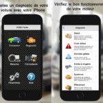 EOBD Facile : le diagnostic automobile (OBD2) sur iPhone