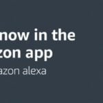 Amazon US/GB : l'application se dote de l'assistant vocal Alexa