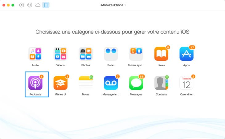 AnyTrans : la meilleure alternative à iTunes sur Mac & Windows
