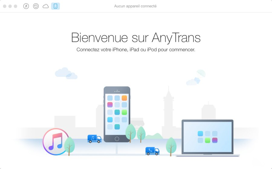 anytrans logiciel alternative itunes - AnyTrans : la meilleure alternative à iTunes sur Mac & Windows