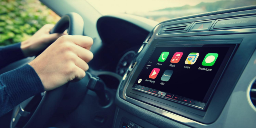 apple carplay 1024x512 - CarPlay : Mazda annonce une arrivée imminente