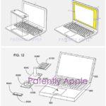 Brevet : un MacBook avec iPad pour écran & iPhone pour TouchPad