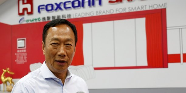 foxconn - Production d'iPhone : l'implantation de Foxconn aux États-Unis incertaine
