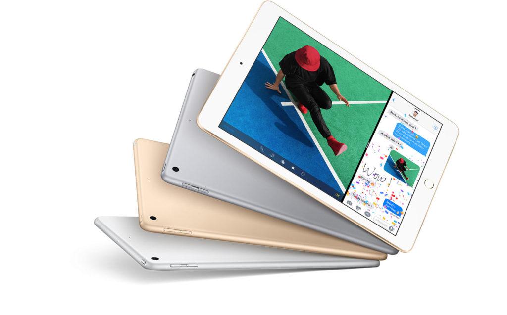 ipad 9 7 pouces 2017 1024x637 - Apple : un nouvel iPad 9,7 pouces succède à l'iPad Air 2