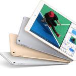 Apple : un nouvel iPad 9,7 pouces succède à l'iPad Air 2