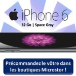 L'iPhone 6 de 32 Go sortira aussi en France