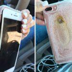iPhone 7 Plus : nouveau cas d'explosion, une vidéo partagée sur Twitter