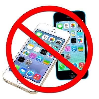 iphone interdit - Triche : les iPhone vont-ils être interdits dans les casinos ?
