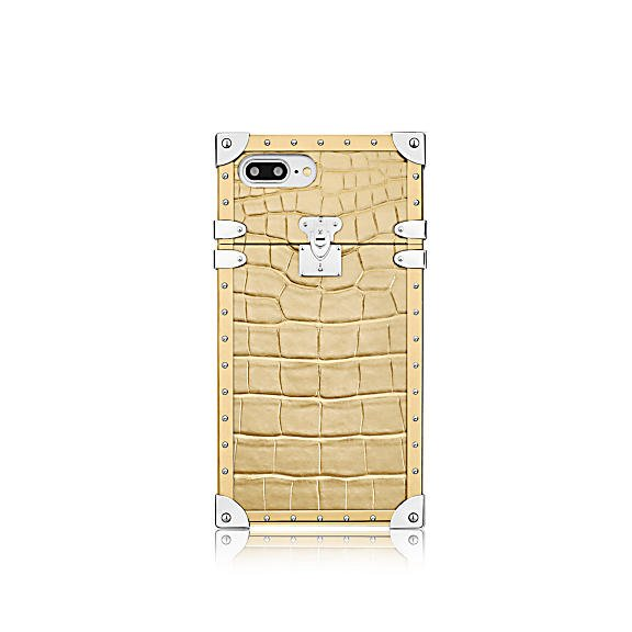 Eye-Trunk : la coque iPhone 7 Louis Vuitton qui atteint 3 800 €