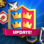 Clash Royale : ligues, combats de clan, arène 11 & nouvelle carte