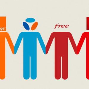 operateurs orange bouygues telecom free mobile sfr 300x300 - La 5G en France aura du retard