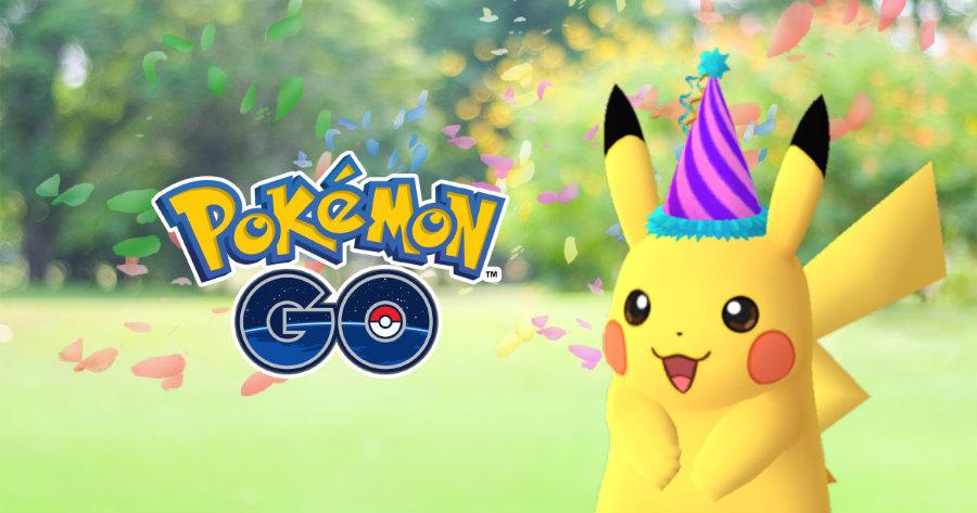 pokemon go pikachu festif - Pokémon GO : 650 millions de téléchargements et des Pikachu festifs