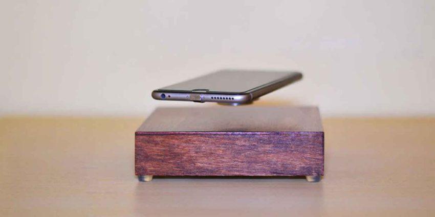Brevet Apple : recharger son iPhone sans fil, en lévitation