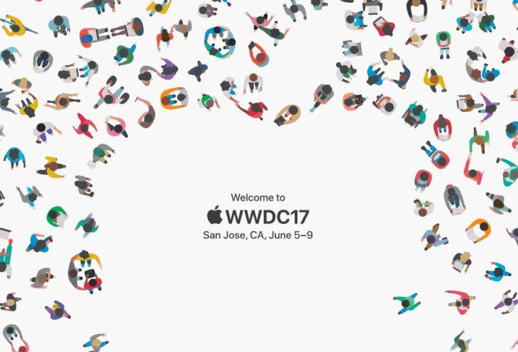 WWDC 2017 : keynote iOS 11, macOS 10.13, tvOS 11, watchOS 4 le 5 juin