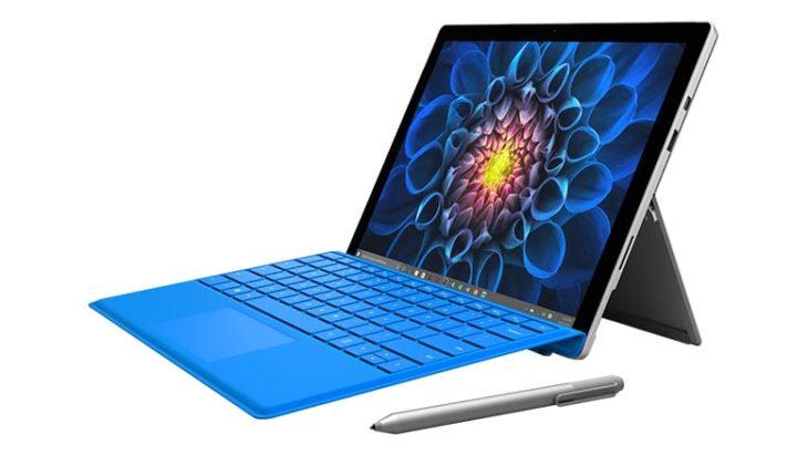 Infographie : pourquoi acheter la Surface Pro 4 de Microsoft ?