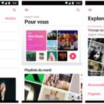 Apple Music 2.0 : l'application Android se rapproche de celle d'iOS