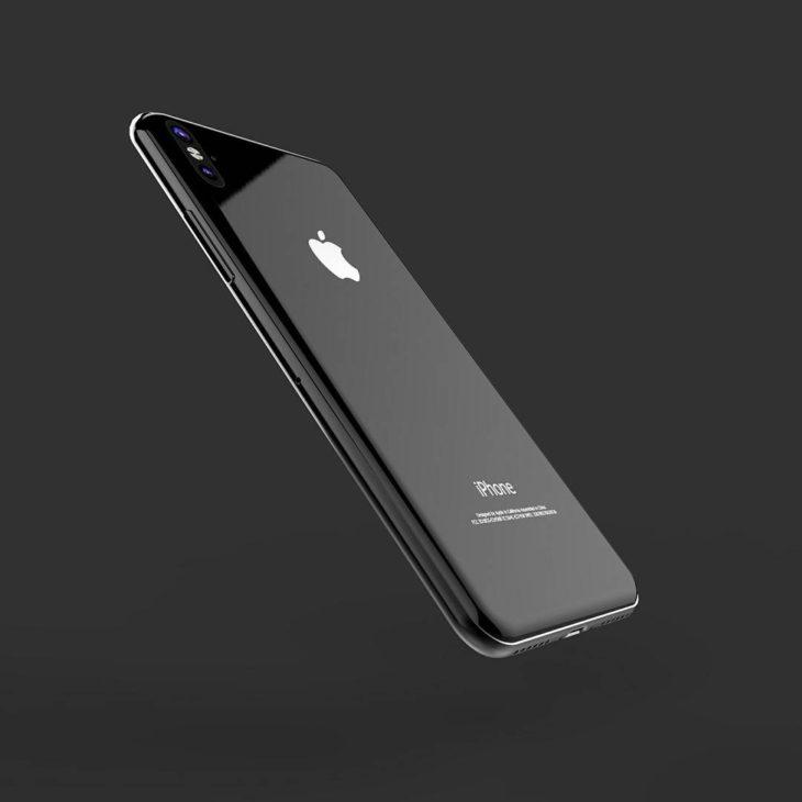 iPhone 8 : un élégant concept inspiré des récentes rumeurs (Instagram)
