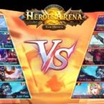 Heroes Arena : le MOBA d'uCool est disponible sur iPhone & iPad