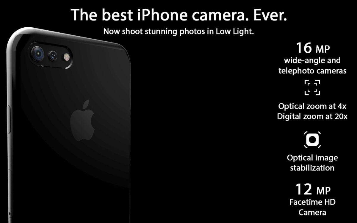 iPhone 8 X 2017 concept Tejas Pawar 2 - iPhone 8 : un concept au design très proche du Samsung Galaxy S8