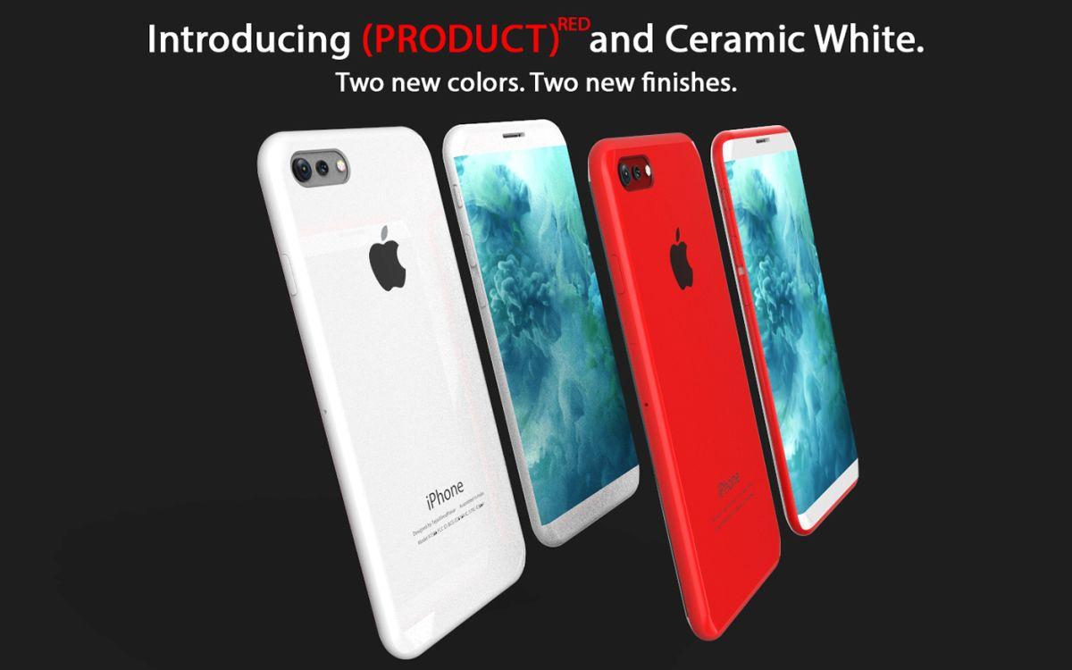 iPhone 8 X 2017 concept Tejas Pawar 6 - iPhone 8 : un concept au design très proche du Samsung Galaxy S8