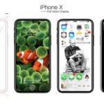 iPhone 8 (X) : un schéma et des rendus font leur apparition sur Twitter