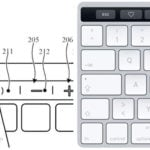 Brevet : Apple envisagerait un Magic Keyboard avec Touch Bar