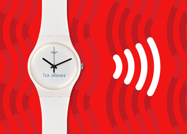 "swatch tick different - ""Think Different"" : Apple attaque Swatch pour son slogan ""Tick Different"""