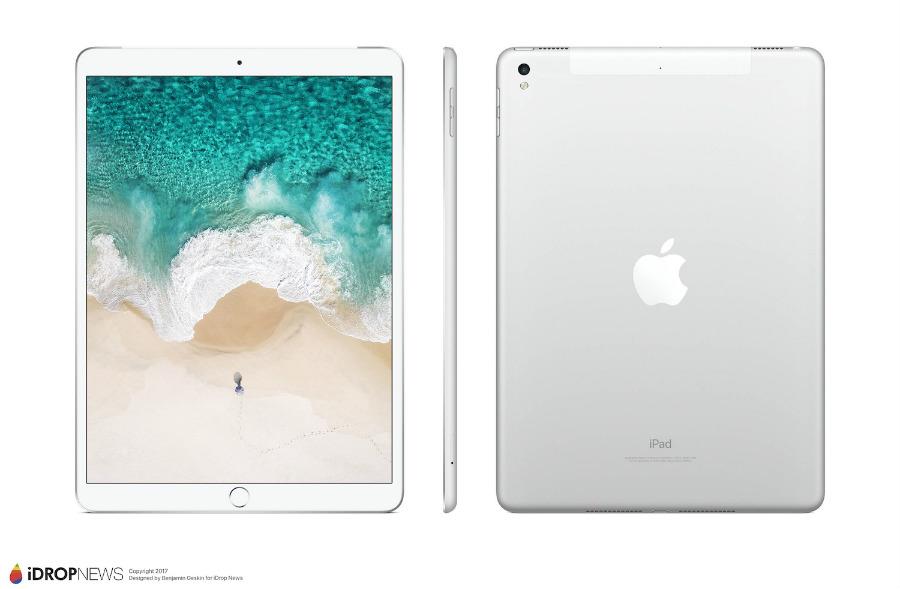 2017 iPad Pro 2 iDrop News 6 - iPad Pro 10,5 pouces : de nouveaux rendus avant la WWDC 2017