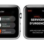 L'Apple Watch sauve un étudiant coincé dans sa voiture accidentée