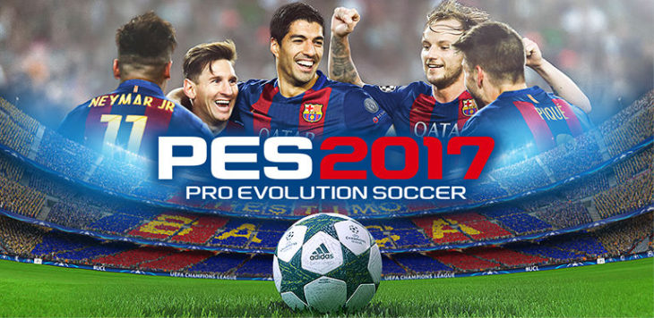 PES 2017 : sortie imminente sur iPhone & iPad