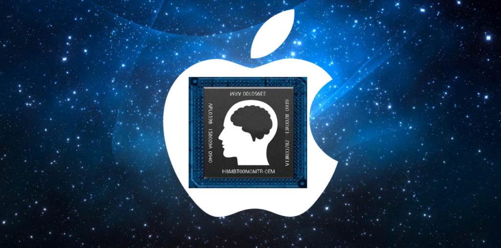 apple puce intelligence artificielle 1024x507 - Siri : Apple travaillerait sur une puce dédiée à l'intelligence artificielle