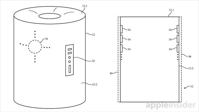 Apple : un brevet semble confirmer l'enceinte connectée avec Siri