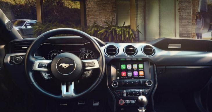 CarPlay & Android Auto : les voitures Ford de 2016 désormais compatibles